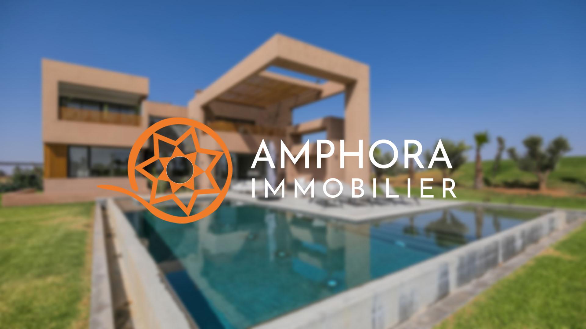 Vente appartement Marrakech - Amphora Immobilier